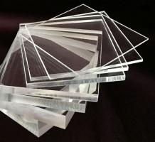 Tấm nhựa mica trong suốt