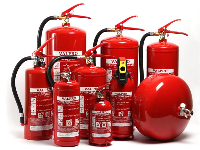 Nhà cung cấp thiết bị chữa cháy, báo cháy và các loại bình chữa cháy uy tín tại Tp.HCM